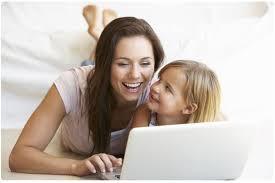 Удаленная работа для мам с ребенком